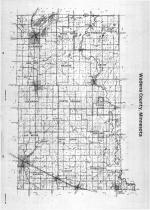 Index Map, Wadena County 1987